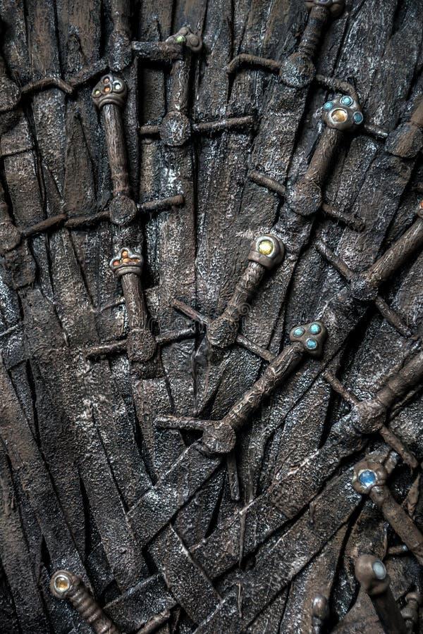 Jogo dos tronos imagem de stock royalty free
