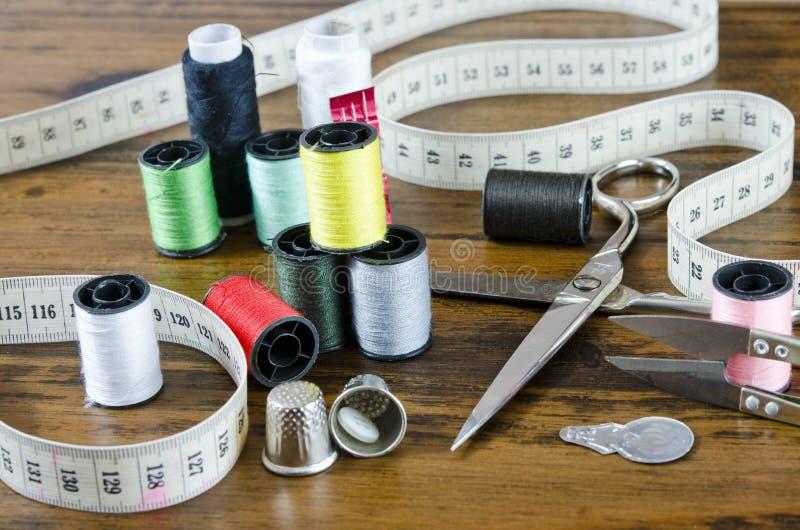 Jogo Sewing imagem de stock royalty free