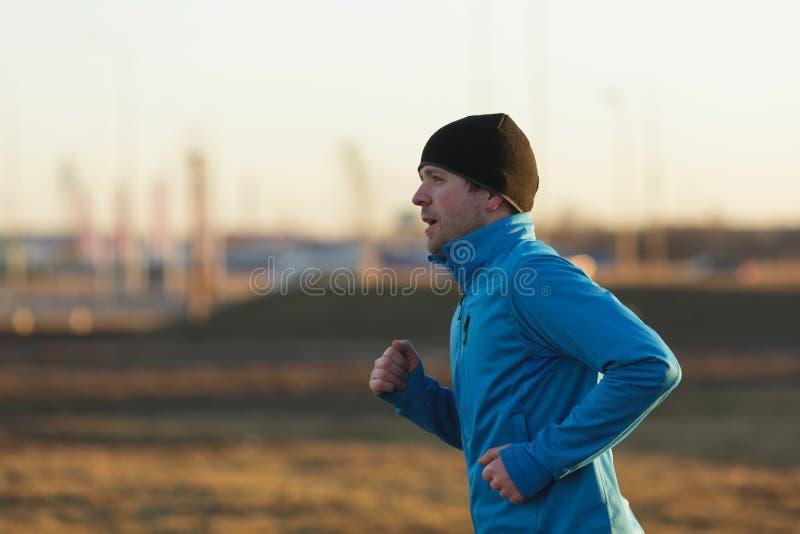 Jogue esportes e conduza um estilo de vida ativo fotografia de stock