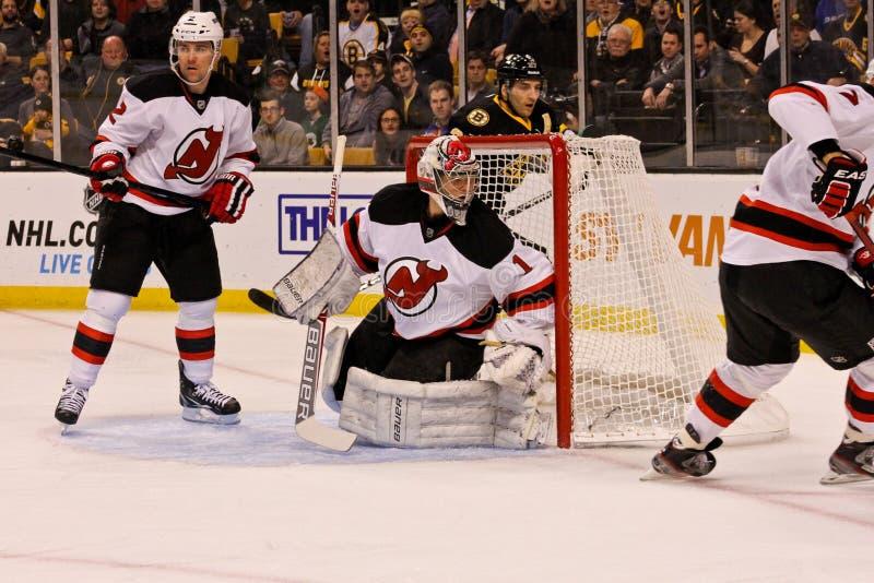 Johan Hedberg New Jersey Devils