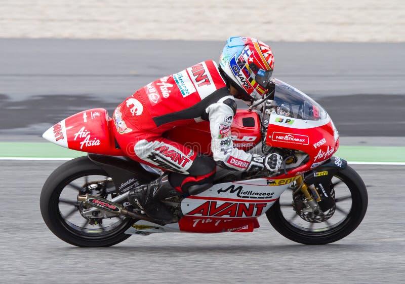 Download Johann Zarco editorial photo. Image of grand, spain, racetrack - 24850391