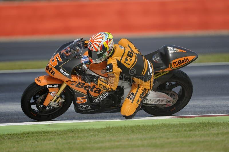 Download Johann zarco, moto 2, 2012 editorial image. Image of helmet - 25787590