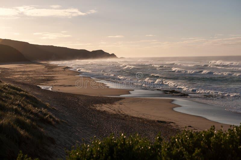 Download Johanna Beach View stock image. Image of destination - 40072957