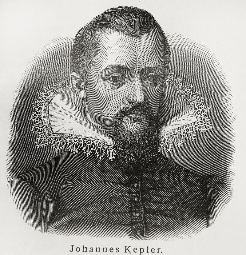 Free Johannes Kepler Stock Photo - 20293440