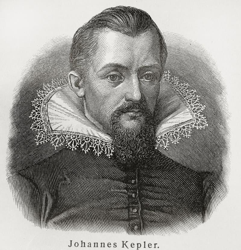 Johannes Kepler stock foto