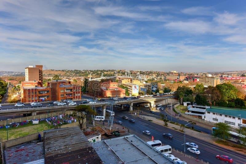 Johannesburg, Zuid-Afrika stock fotografie