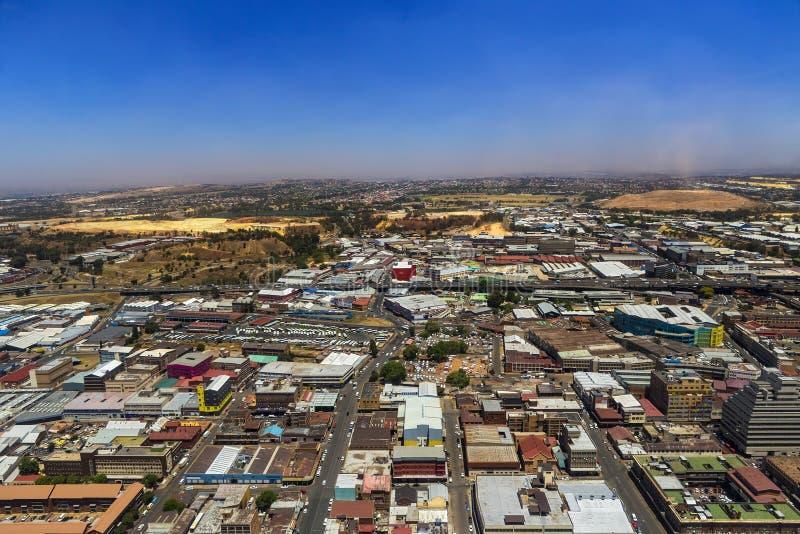 Johannesburg, Zuid-Afrika royalty-vrije stock fotografie