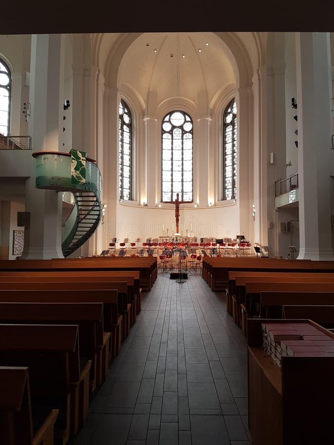 Johanneskirche royalty-vrije stock afbeeldingen