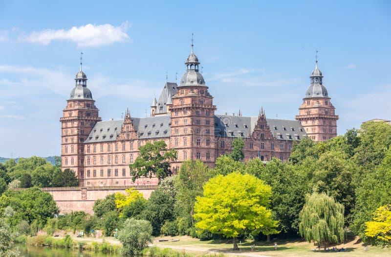 Johannisburg-Palast lizenzfreie stockbilder