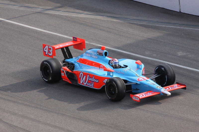 Download John Andretti Indianapolis 500 Pole Day 2011 Indy Editorial Photography - Image: 19589802