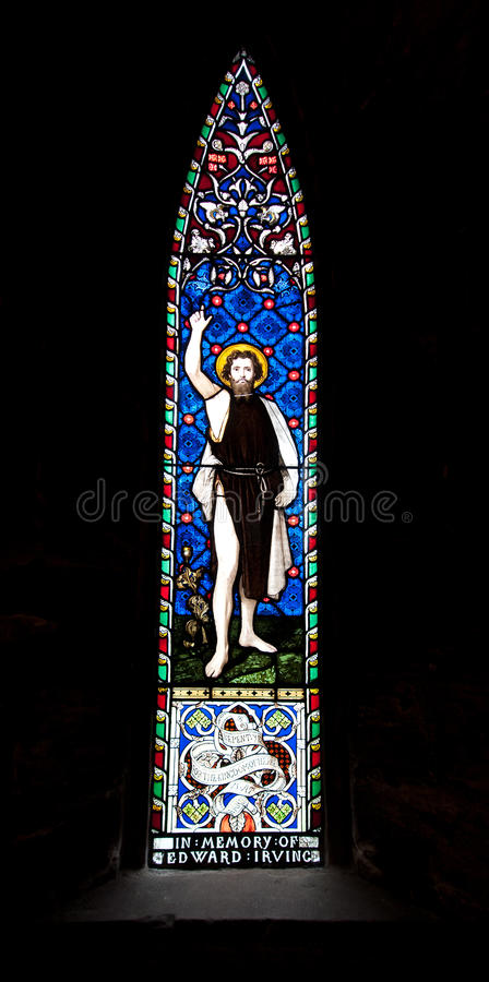 Download John the Baptist stock photo. Image of glasgow, europe - 25613828
