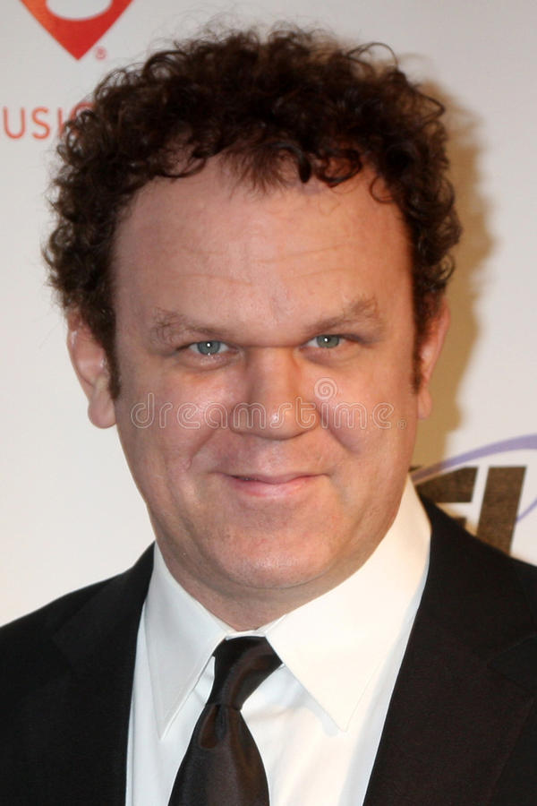 John C Reilly lizenzfreie stockfotos