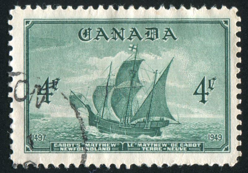 John Cabots Ship stockfotos