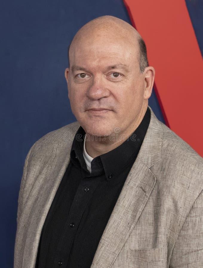 John Carroll Lynch à la première de la saison finale de VICE-PRÉSIDENT photo libre de droits