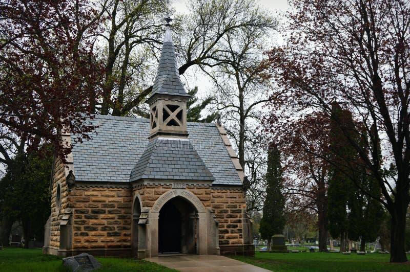 John Catlin Memorial Chapel royalty-vrije stock afbeelding
