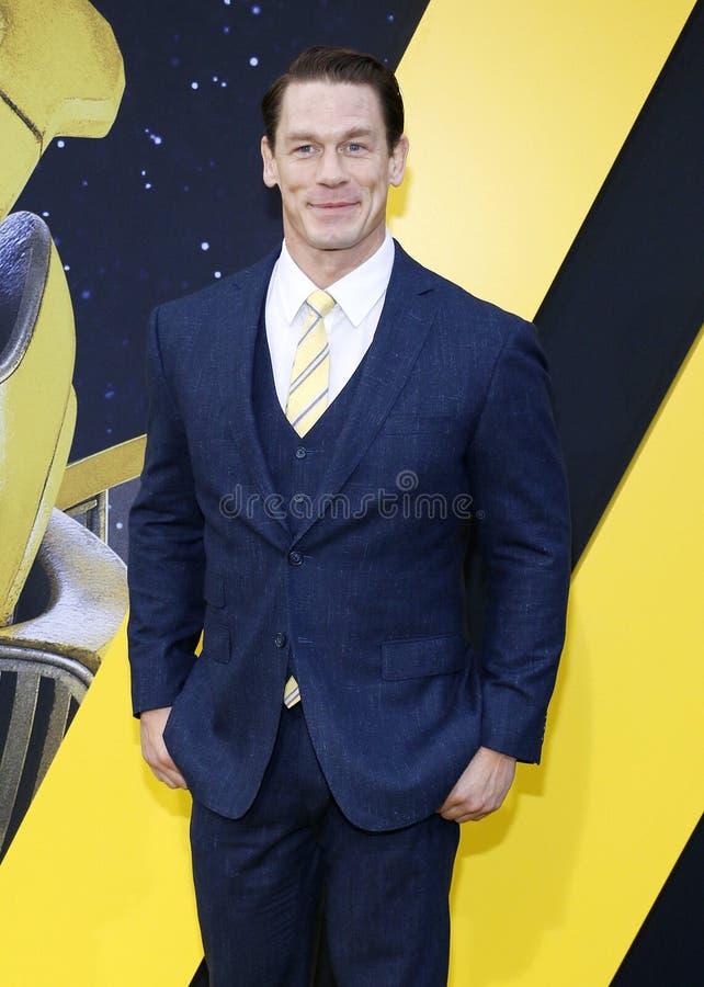 John Cena image libre de droits