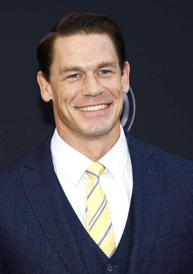 John Cena photo stock