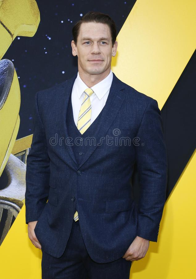 John Cena images libres de droits