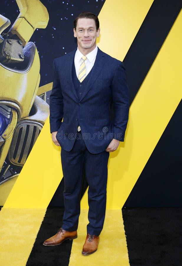 John Cena photo libre de droits