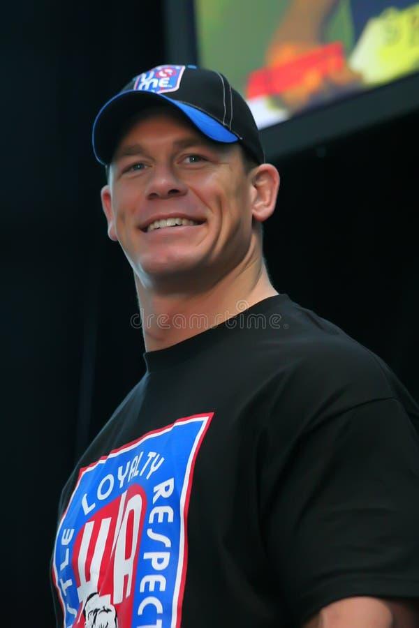 John Cena fotos de stock royalty free