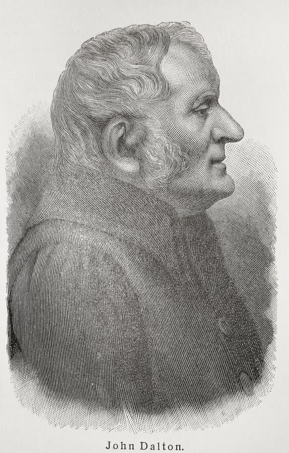 John Dalton libre illustration