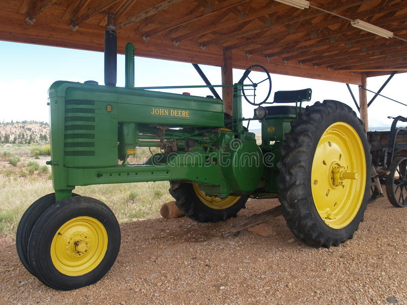 John Deere Model 1948 B photographie stock libre de droits