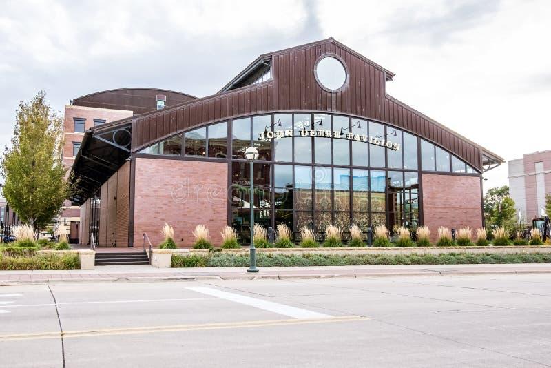 John Deere Pavilion arkivfoton