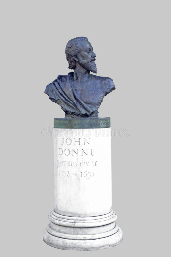 John Donne stockfotos