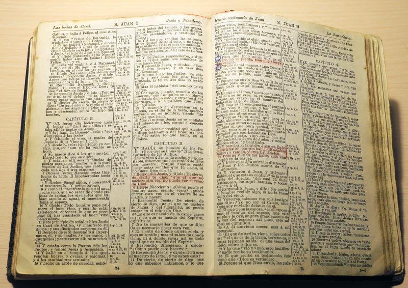 John-Evangelium stockbilder