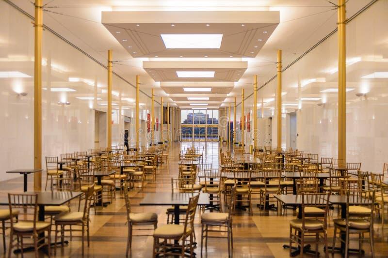John F Centre de Kennedy pour les arts du spectacle image stock