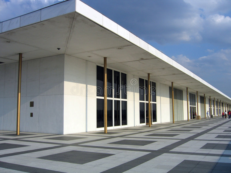 John F Kennedy Center Building Royalty Free Stock Images