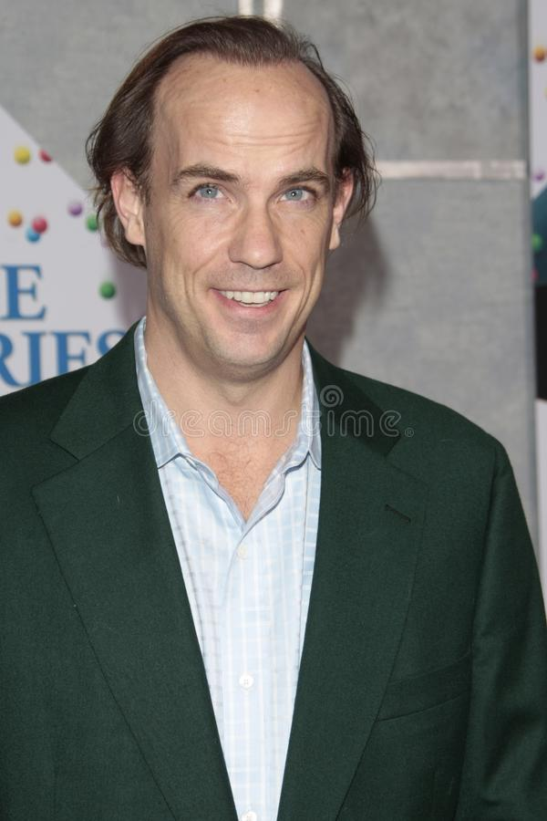 John Farley Bedtime Stories Premiere - Los Angeles, CA royalty free stock images