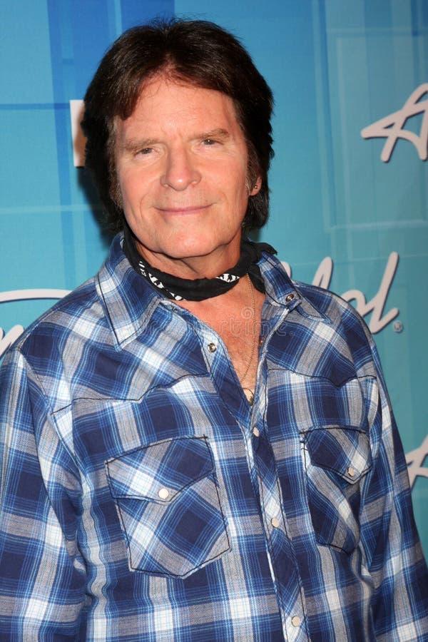 John Fogerty in de Perszaal stock foto