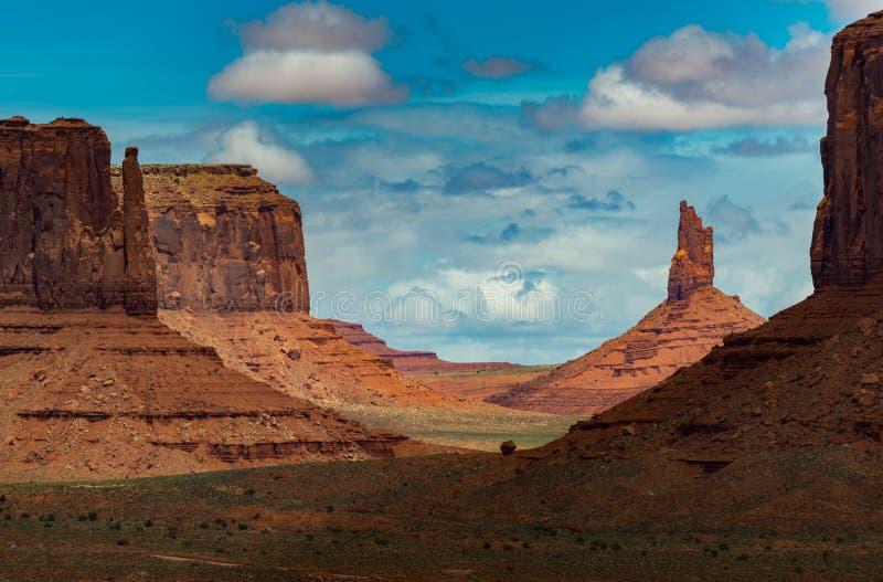 John Ford Point Monument Valley imagenes de archivo