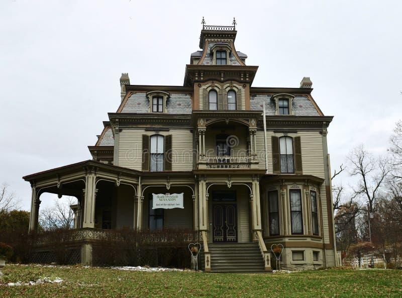 John Garth House royalty-vrije stock fotografie