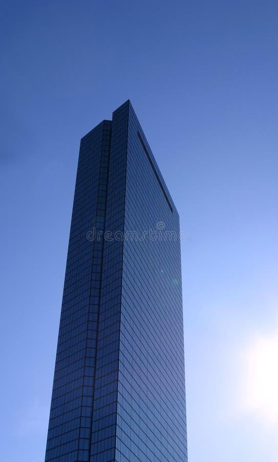 John Hancock tower stock images