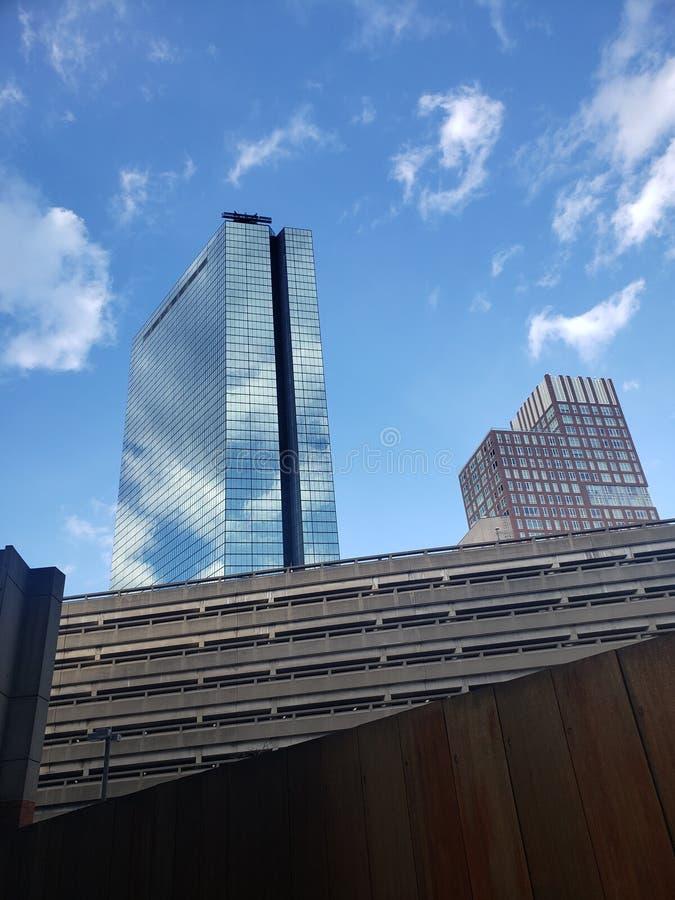 John Hancock Tower royalty-vrije stock foto