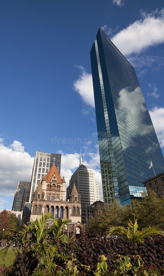 Free John Hancock Tower, Boston Royalty Free Stock Photography - 12027177