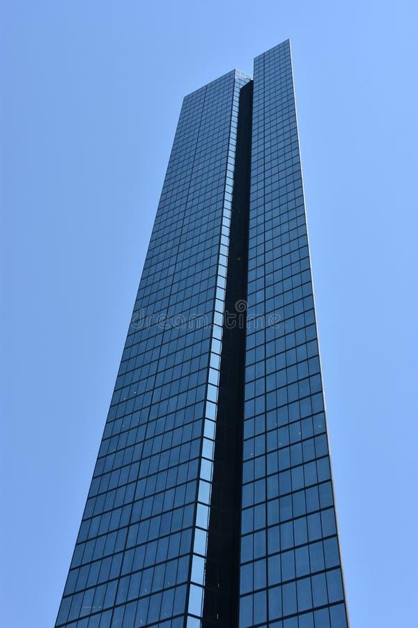 John Hancock Tower in Boston, Massachusetts lizenzfreie stockfotos