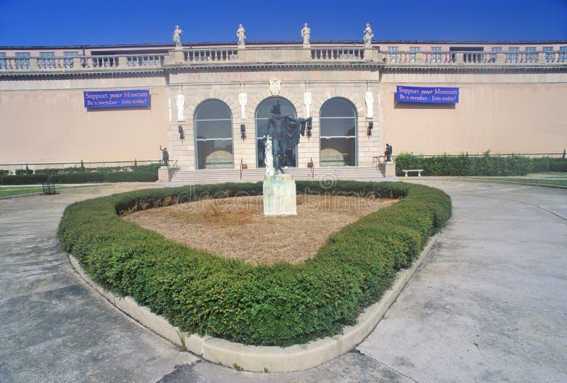 John i Mabel Ringling muzeum sztuki, Sarasota, Floryda zdjęcia stock