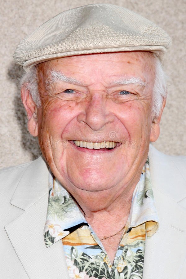 John Ingle. Arriving at the General Hospital Fan Club Luncheon at the Airtel Plaza Hotel in Van Nuys, CA on July 18, 2009 royalty free stock photography