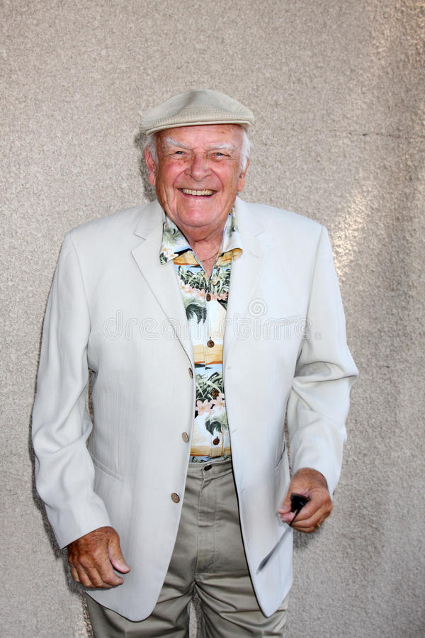 John Ingle. Arriving at the General Hospital Fan Club Luncheon at the Airtel Plaza Hotel in Van Nuys, CA on July 18, 2009 royalty free stock photo