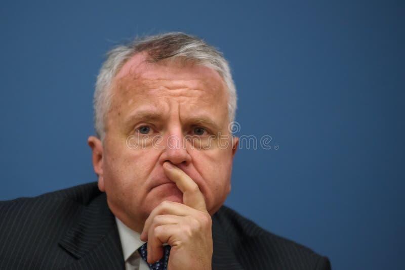 John J Sullivan, delegato Segretario di Stato degli Stati Uniti fotografia stock