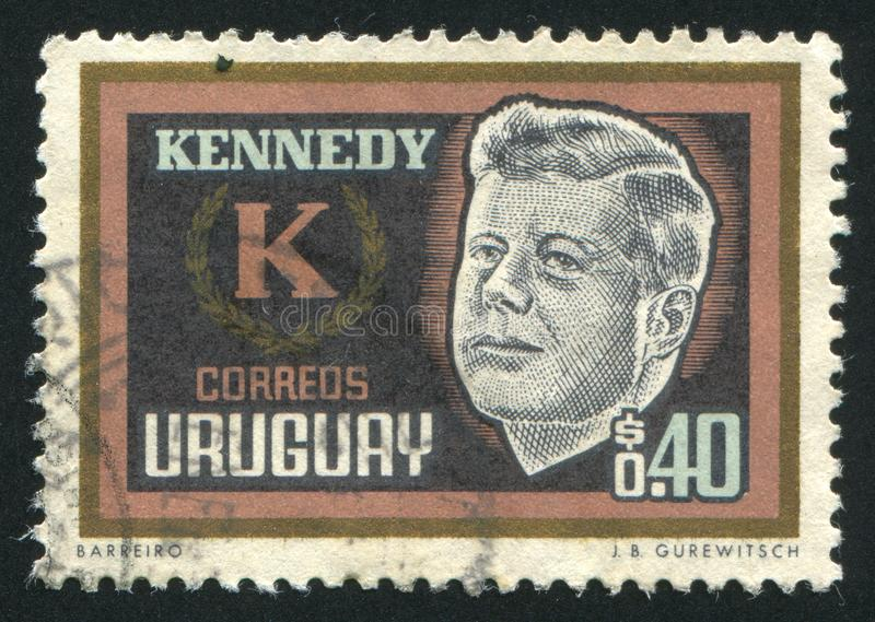 John Kennedy image libre de droits