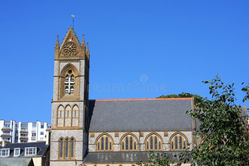 john kościelny st s Torquay zdjęcia stock