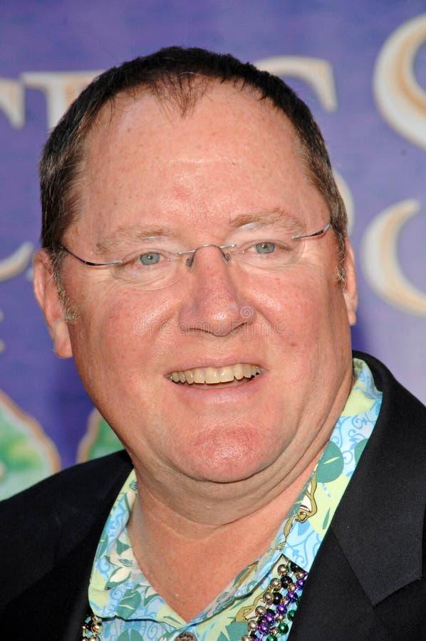 John Lasseter, Walt Disney Immagine Editoriale
