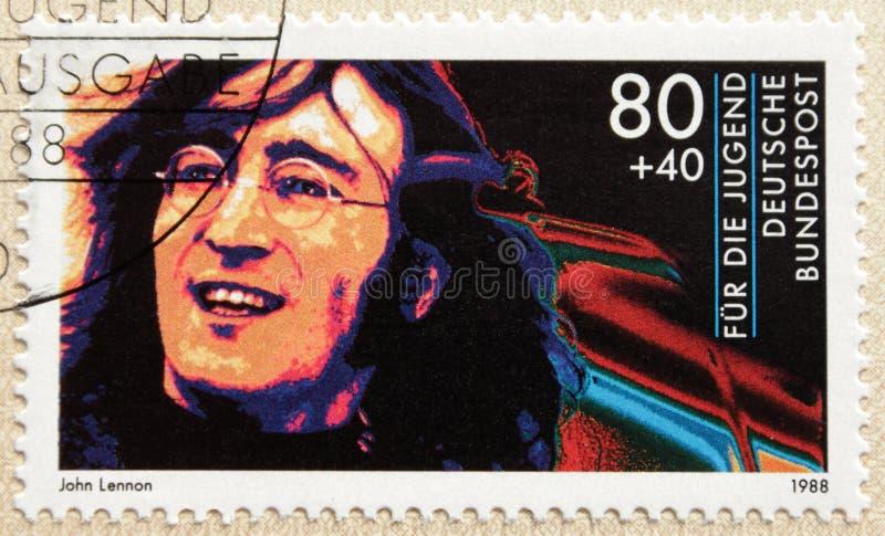 John Lennon foto de stock royalty free