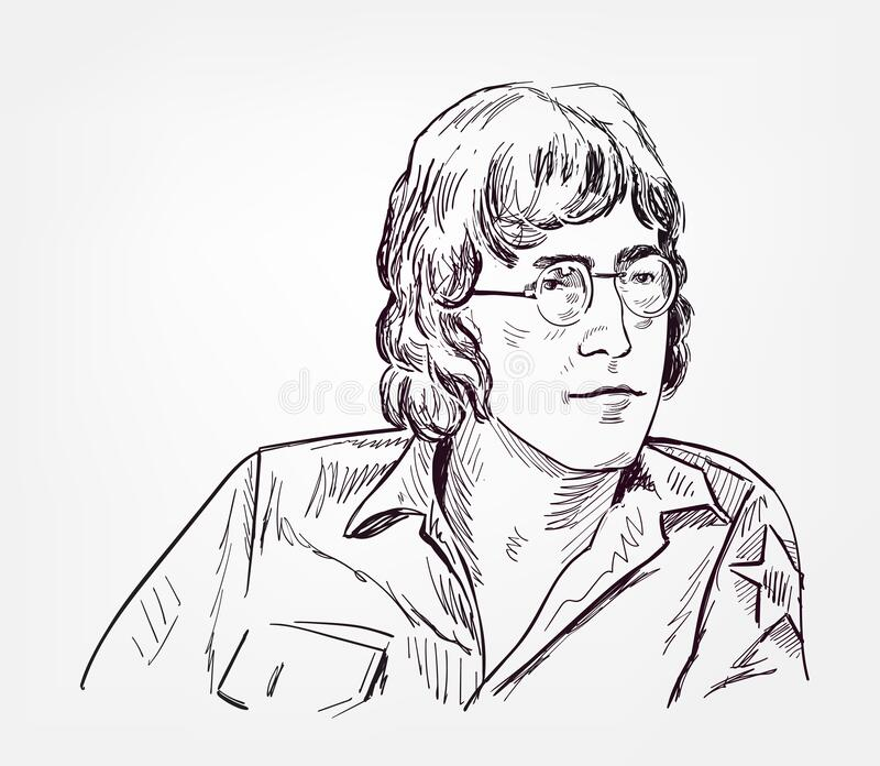 John Lennon Stock Illustrations 94 John Lennon Stock Illustrations Vectors Clipart Dreamstime