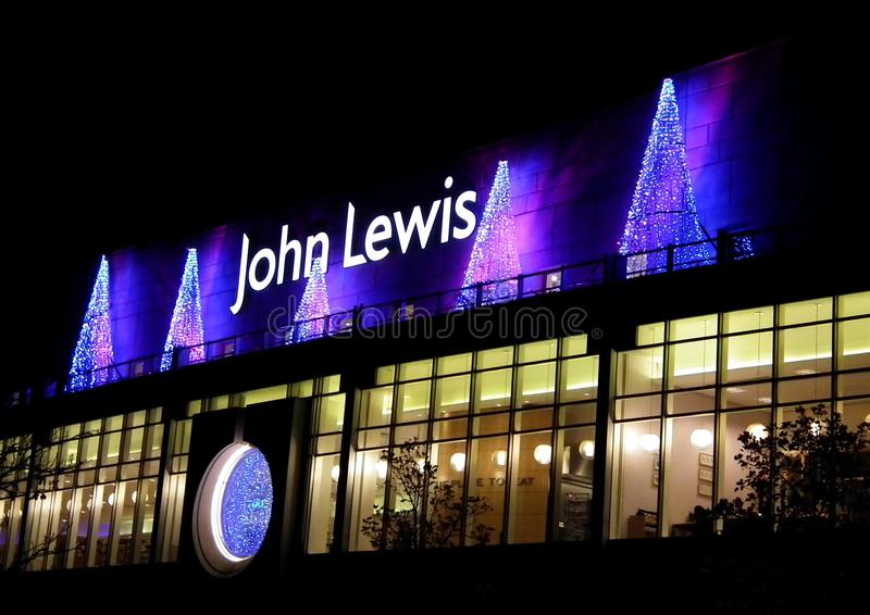 John Lewis fotografia royalty free