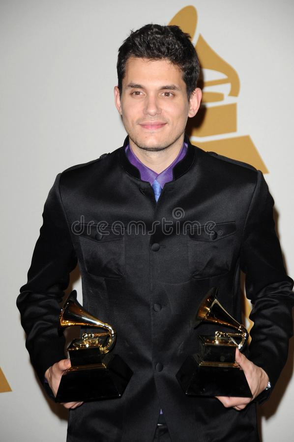 John Mayer fotos de stock royalty free